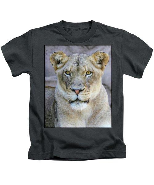 Kaya Portrait Kids T-Shirt