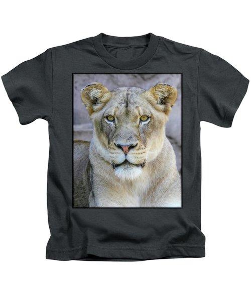 Kaya Portrait Kids T-Shirt
