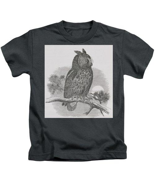Kennicott's Owl Kids T-Shirt