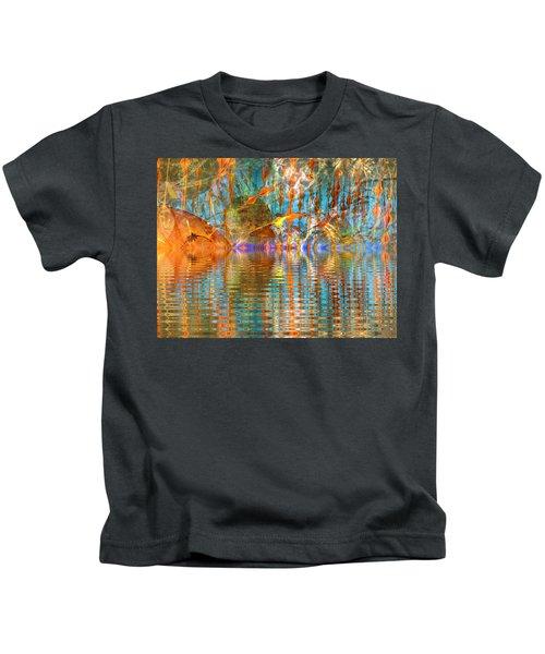 Kepler-62f Kids T-Shirt