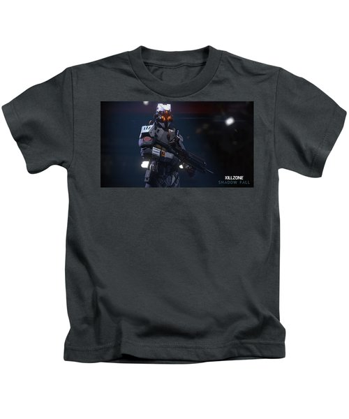 Killzone Shadow Fall Kids T-Shirt