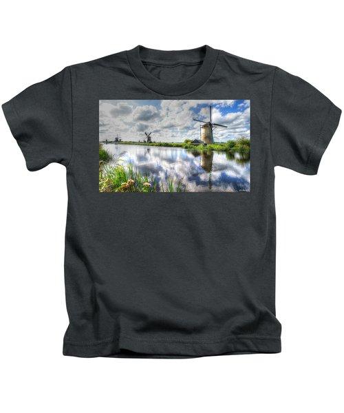 Kinderdijk Kids T-Shirt