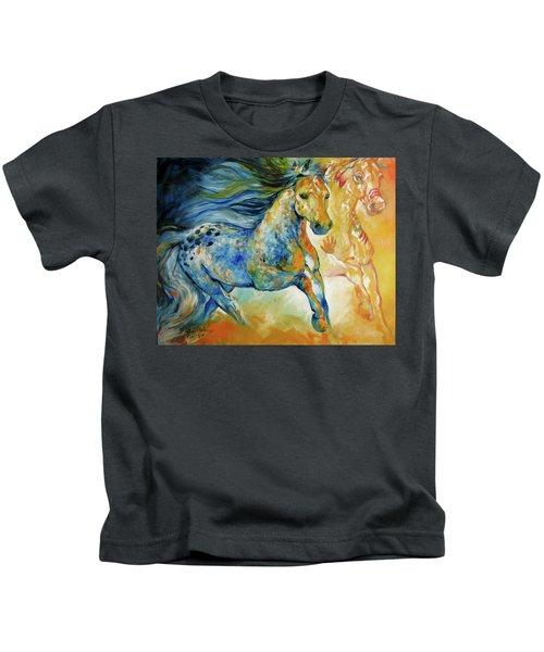 Kindred Spirits  Kids T-Shirt