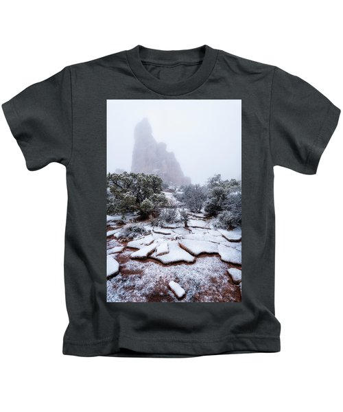 King Of Fog Kids T-Shirt