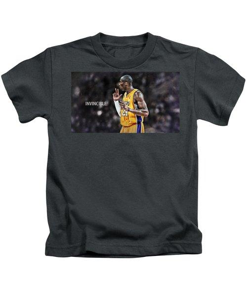 Kobe Bryant Kids T-Shirt