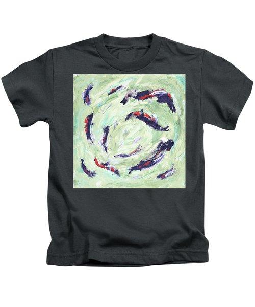 Koi Joy Kids T-Shirt