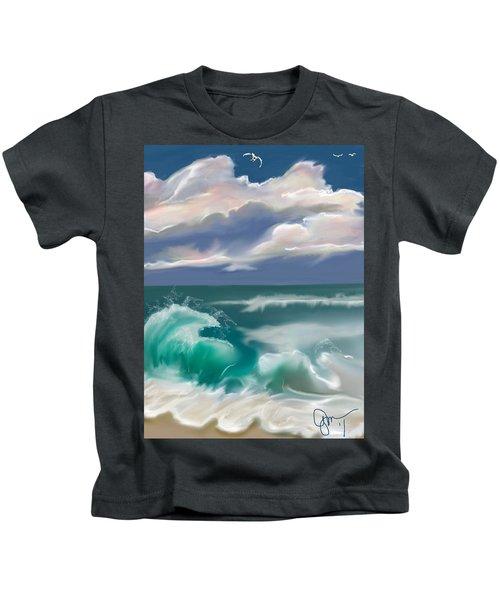 Kure Beach Kids T-Shirt
