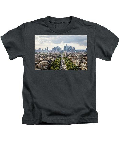 La Defense Paris Kids T-Shirt