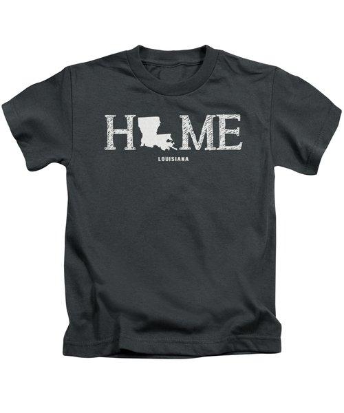 La Home Kids T-Shirt by Nancy Ingersoll