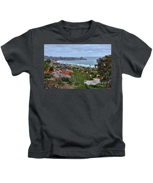 La Jolla Shoreline Kids T-Shirt