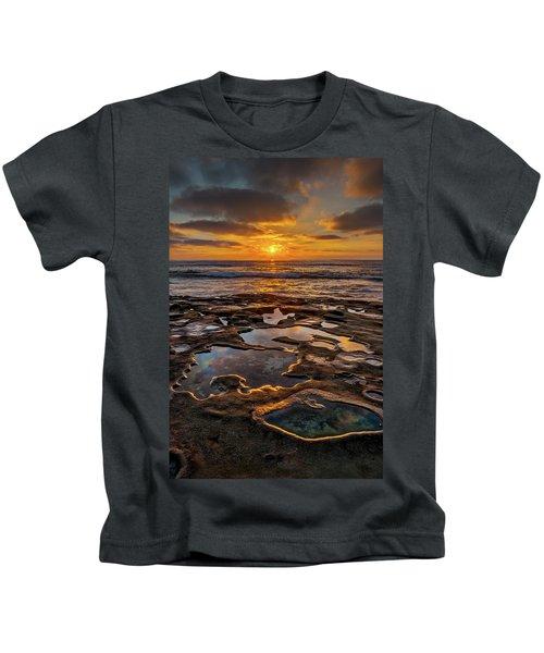 La Jolla Tidepools Kids T-Shirt