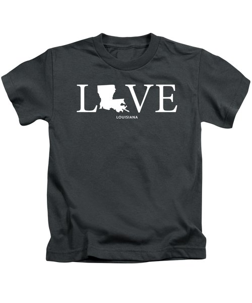 La Love Kids T-Shirt by Nancy Ingersoll