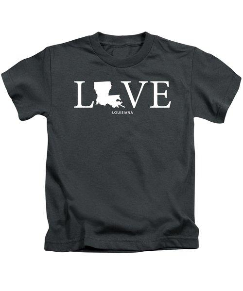 La Love Kids T-Shirt by Nancy Ingersoll