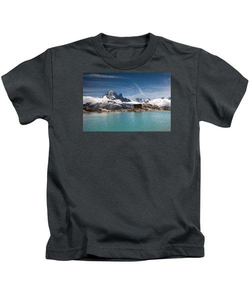 Lac Blanc Kids T-Shirt