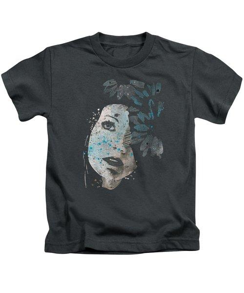 Lack Of Interest Kids T-Shirt