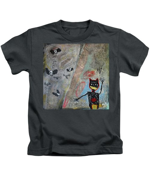 Ladies And Gentlement, The Devil Kids T-Shirt