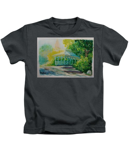 Ladies Pavilion, Cpnyc Kids T-Shirt