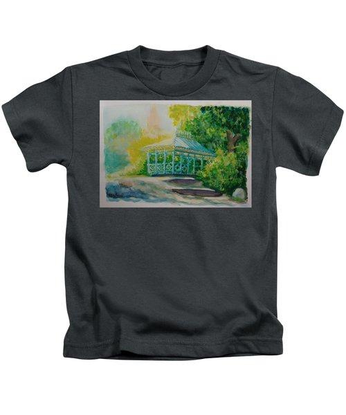 Ladies Pavilion, Cpnyc Kids T-Shirt