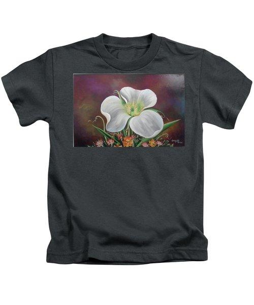 Lady Moon Kids T-Shirt