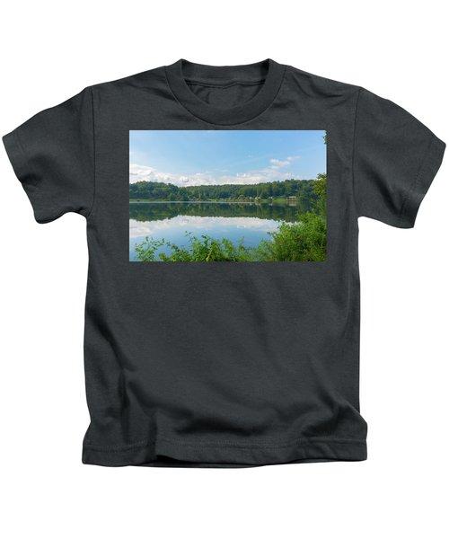 Lake Junaluska #3 September 9 2016 Kids T-Shirt
