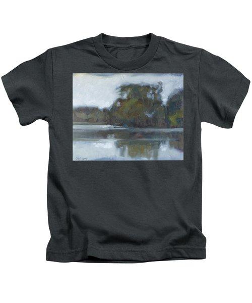 Lake Of The Isles Kids T-Shirt
