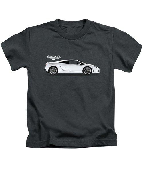 Lamborghini Gallardo Kids T-Shirt