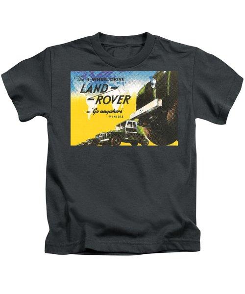 Land Rover Kids T-Shirt