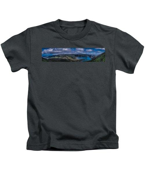 Landscapespanoramas007 Kids T-Shirt