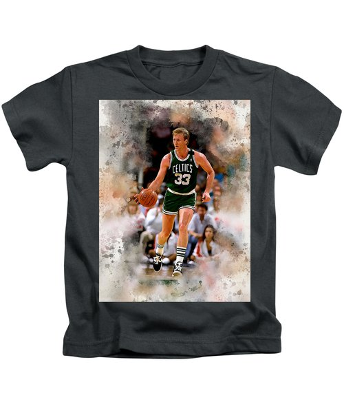 Larry Bird Kids T-Shirt