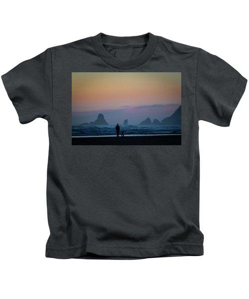 Last Colors Kids T-Shirt