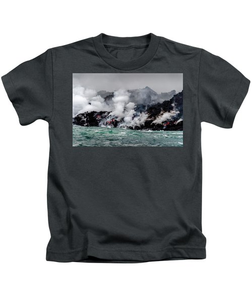 Lava Shelf Kids T-Shirt