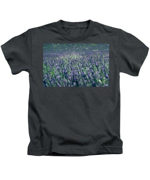 Lavender Kids T-Shirt