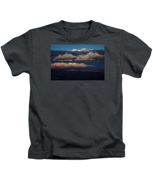 Layered Light Kids T-Shirt