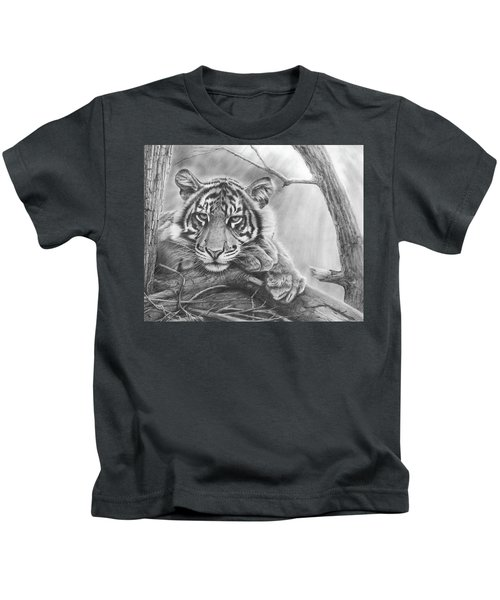 Lazing On A Sunny Afternoon Kids T-Shirt