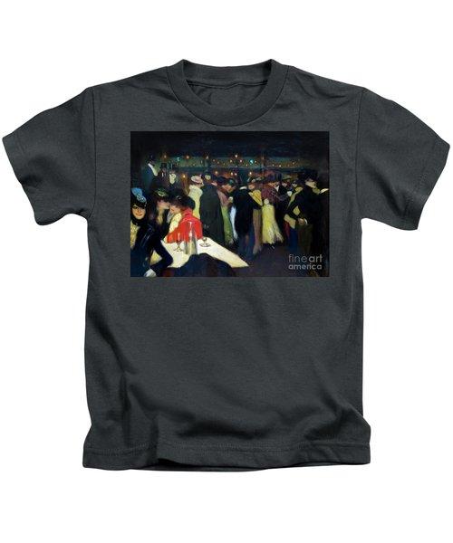 Le Moulin De La Galette Kids T-Shirt