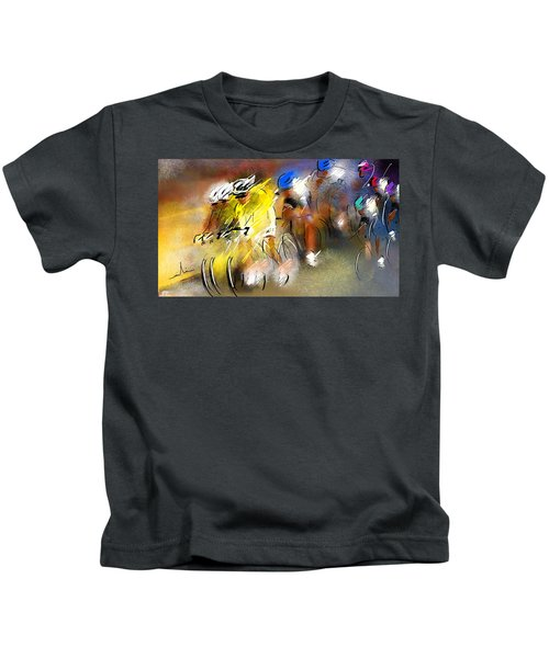 Le Tour De France 05 Kids T-Shirt