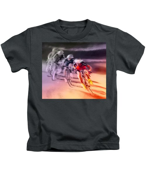 Le Tour De France 13 Kids T-Shirt