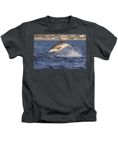 Jolly Jumper - Bottlenose Dolphin #40 Kids T-Shirt