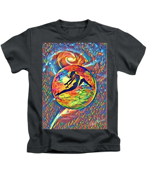 Leaping Home Kids T-Shirt