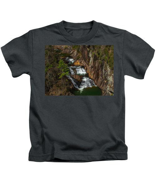 L'eau D'or Falls Kids T-Shirt