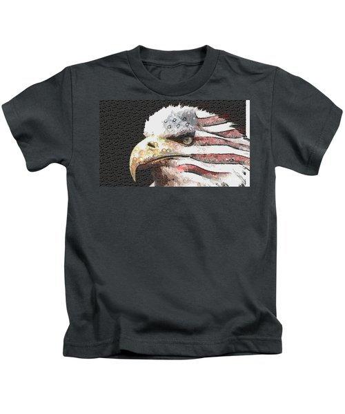 Legally Unlimited Eagle Kids T-Shirt