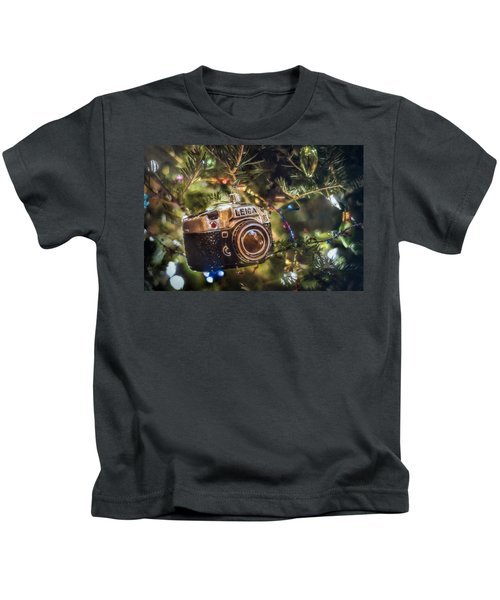 Leica Christmas Kids T-Shirt