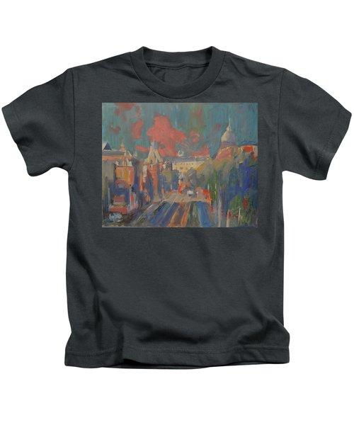 Leidse Plein Red Cloud Kids T-Shirt