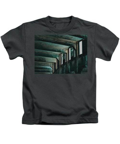 Letting In The Light Kids T-Shirt