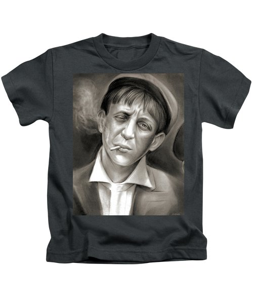 Lewis Hine Tribute Kids T-Shirt