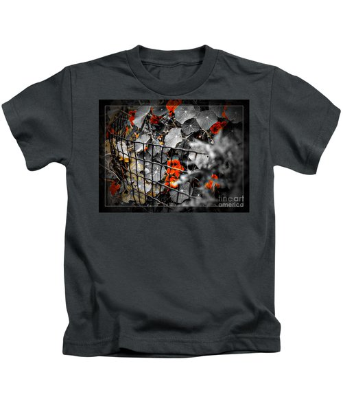 Life Behind The Wire Kids T-Shirt