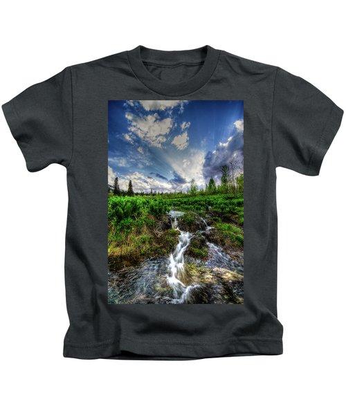 Life Giving Stream Kids T-Shirt