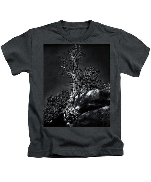 Life Is Tribulation Kids T-Shirt