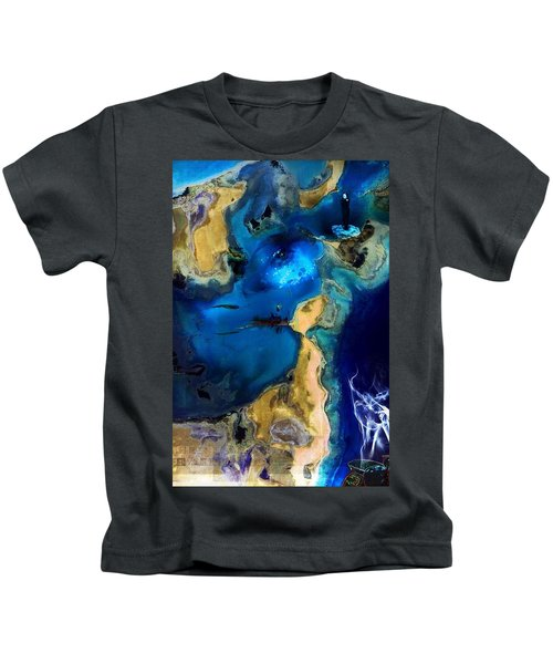 Life Stream Kids T-Shirt