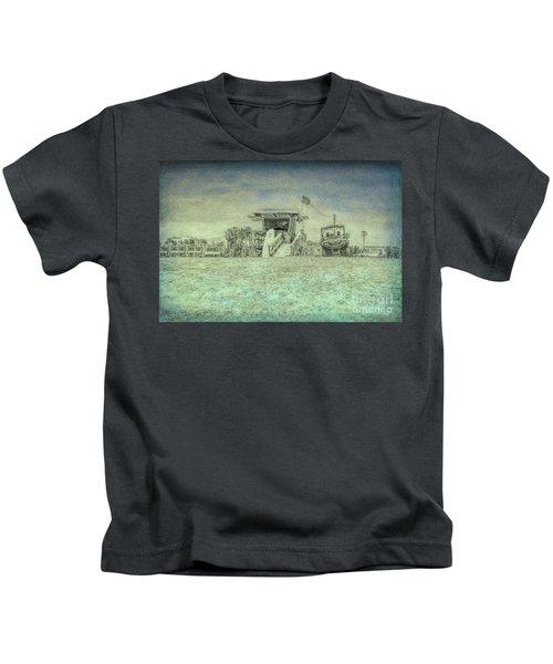 Lifeguard Tower 2 Kids T-Shirt